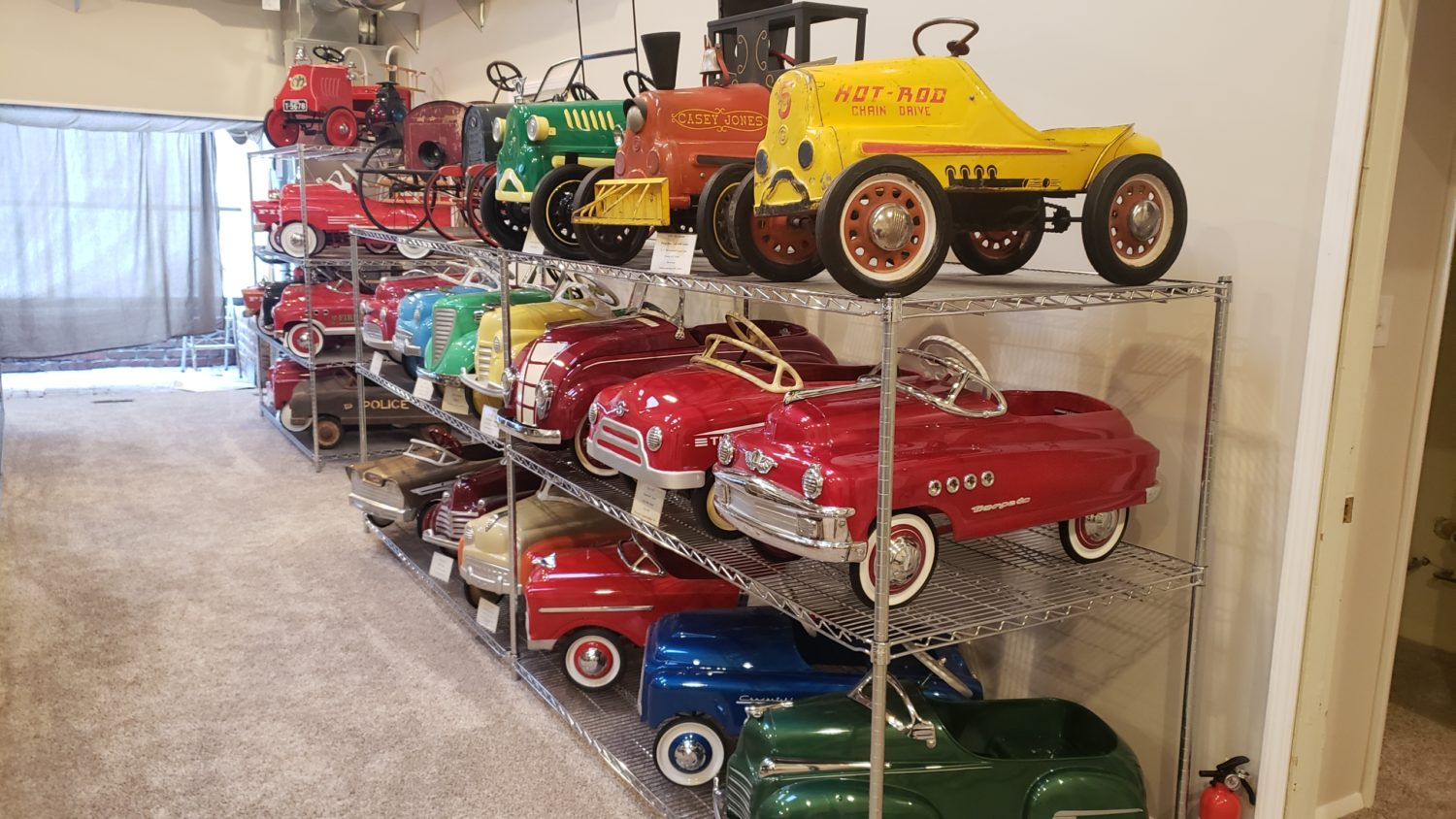 ONLINE ONLY- The Fabulous & Rare Nebraska Pedal Car Collection  - image 1