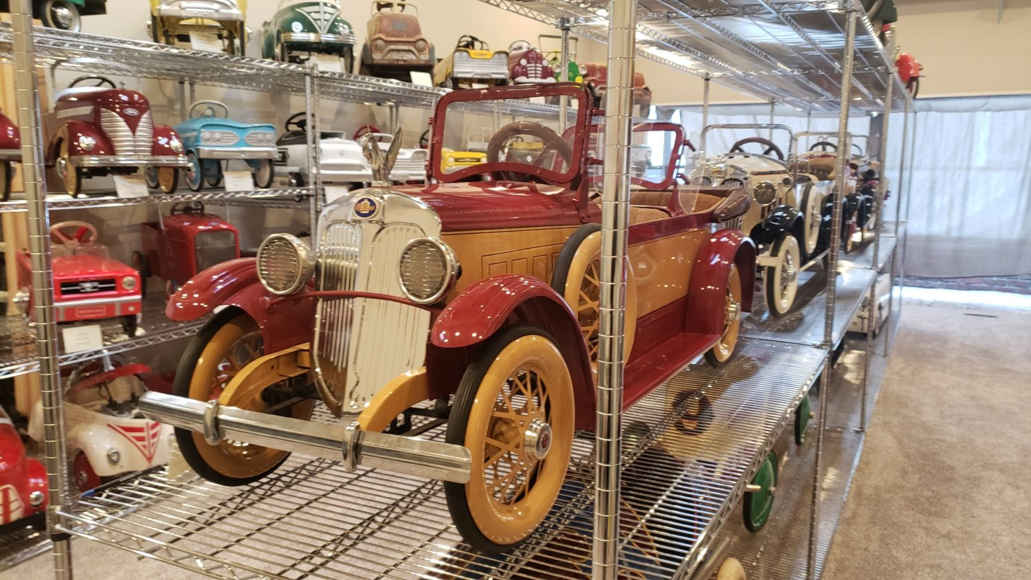 ONLINE ONLY- The Fabulous & Rare Nebraska Pedal Car Collection  - image 2