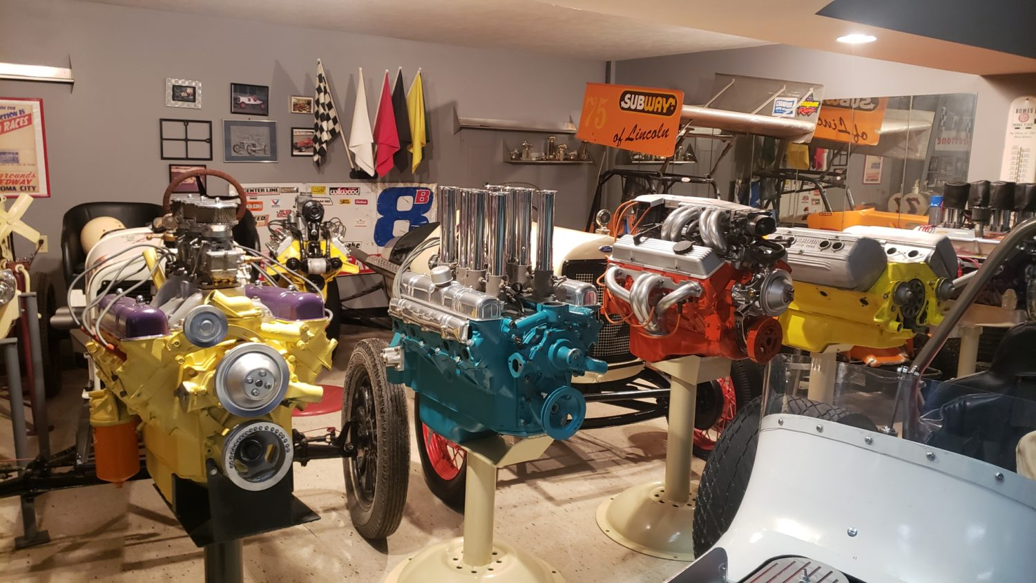 ONLINE ONLY- 1932 Ford Street rods, Race Cars, Engines & more! The Joe Haag Collection - image 5