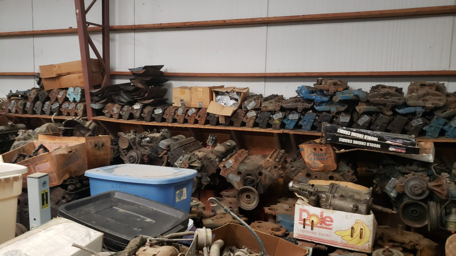 Amazing Trans Am & Pontiac Cars and Parts Hoard! The Kansas Collection - image 14