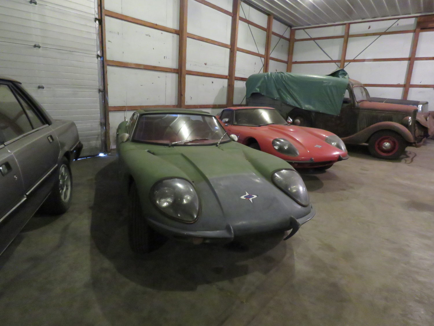 Amazing Vintage Motorcycles, Race Cars, Collector Cars & Parts! The JAB Collection - image 6