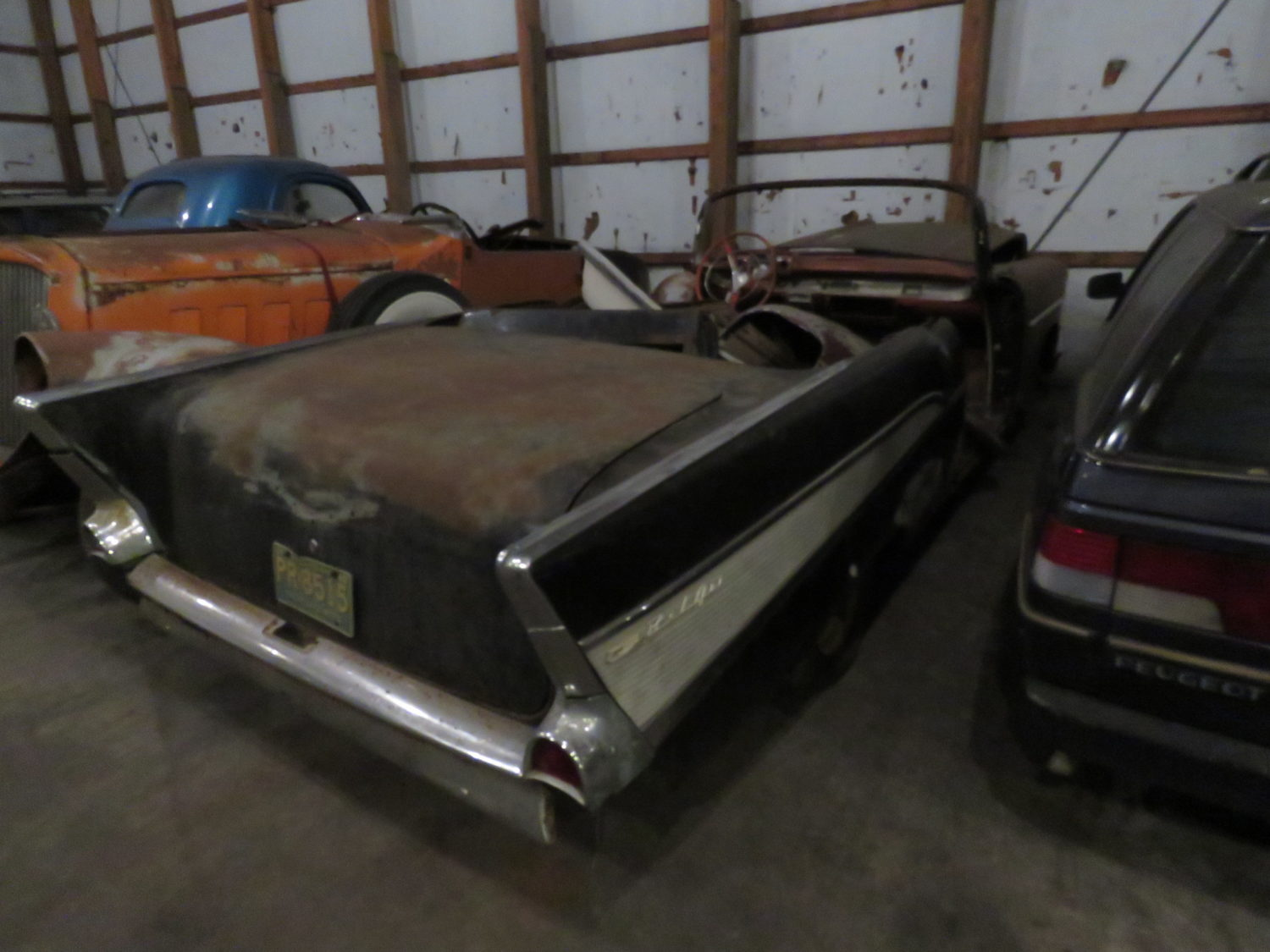 Amazing Vintage Motorcycles, Race Cars, Collector Cars & Parts! The JAB Collection - image 9
