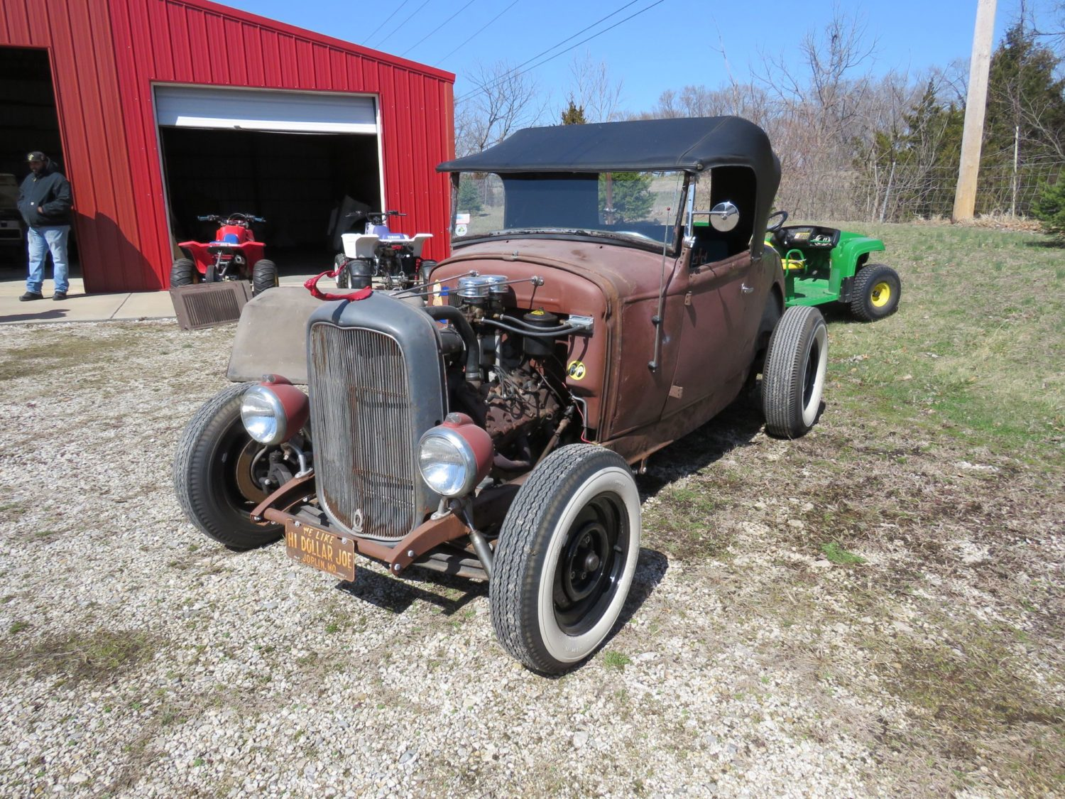 Collector Cars, Parts, Memorabilia & More – The Ron Clemens Collection - image 10