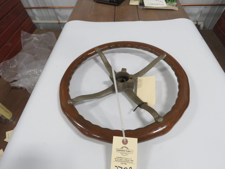 Ford Model T Steering Wheel Wood - Image 1