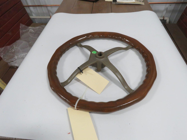 Ford Model T Steering Wheel Wood - Image 2