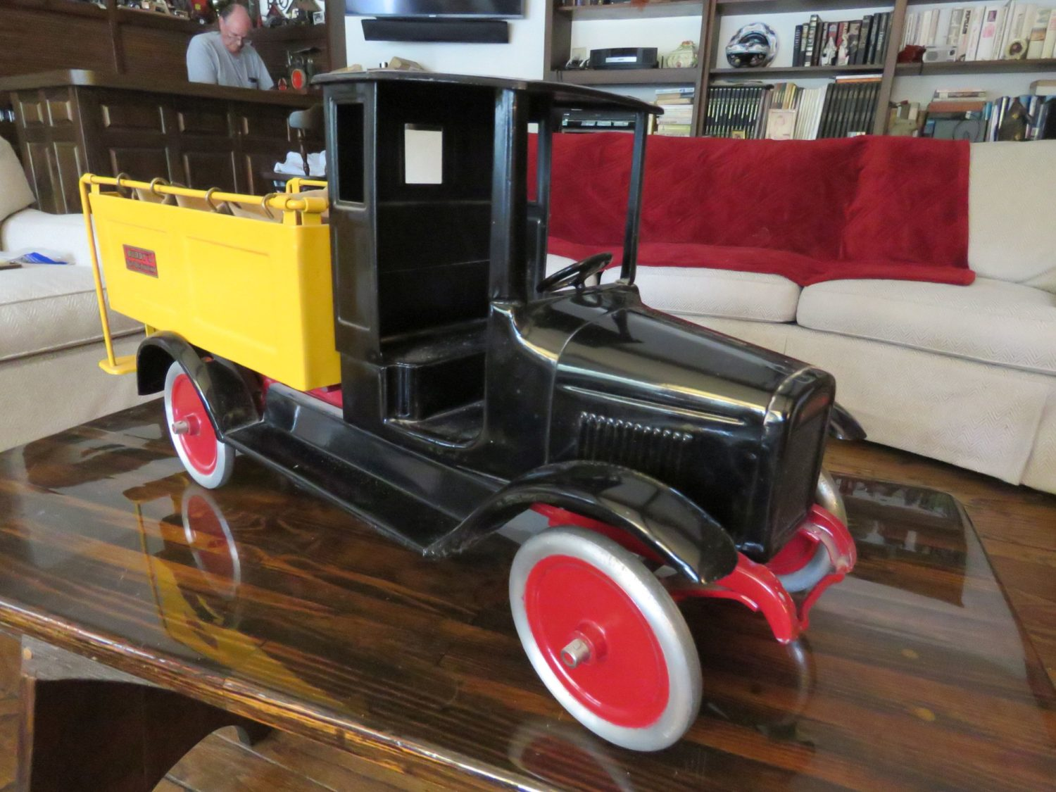 Collector Vehicles, Parts, Vintage Toys and Pedal Cars & More.. The Doan Collection  - image 18