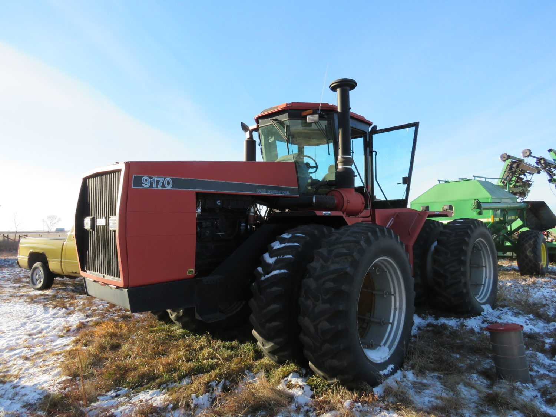 The Alan Rietz Estate Farm Equipment Auction - image 2