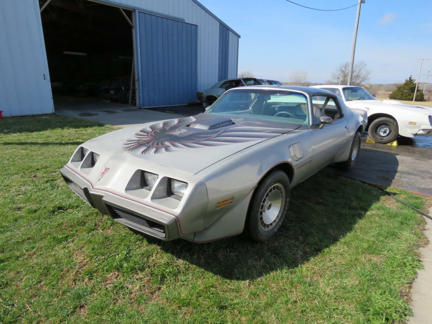 Amazing Trans Am & Pontiac Cars and Parts Hoard! The Kansas Collection - image 4