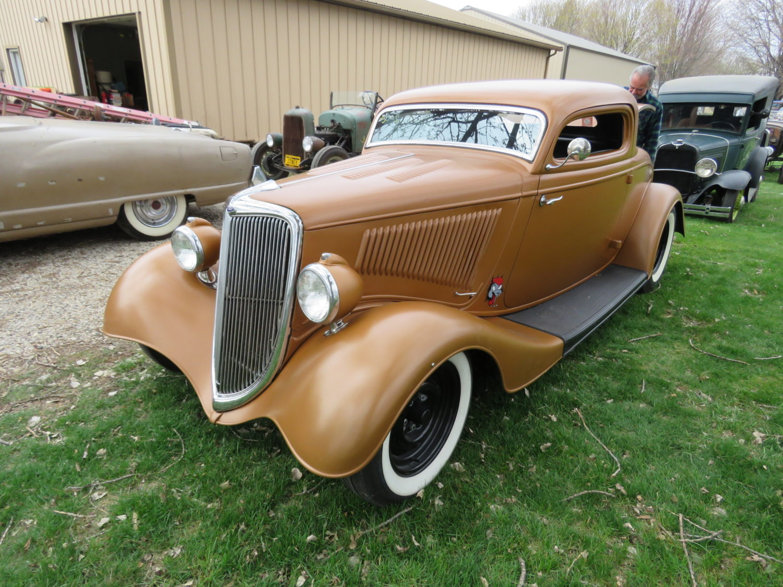Vintage Hotrods, Ford Parts, Memorabilia & More! The Jack Slaymaker Estate - image 9