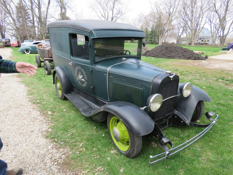 Vintage Hotrods, Ford Parts, Memorabilia & More! The Jack Slaymaker Estate - image 12