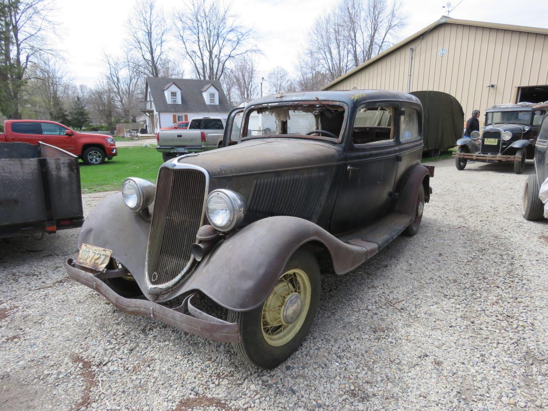 Vintage Hotrods, Ford Parts, Memorabilia & More! The Jack Slaymaker Estate - image 13