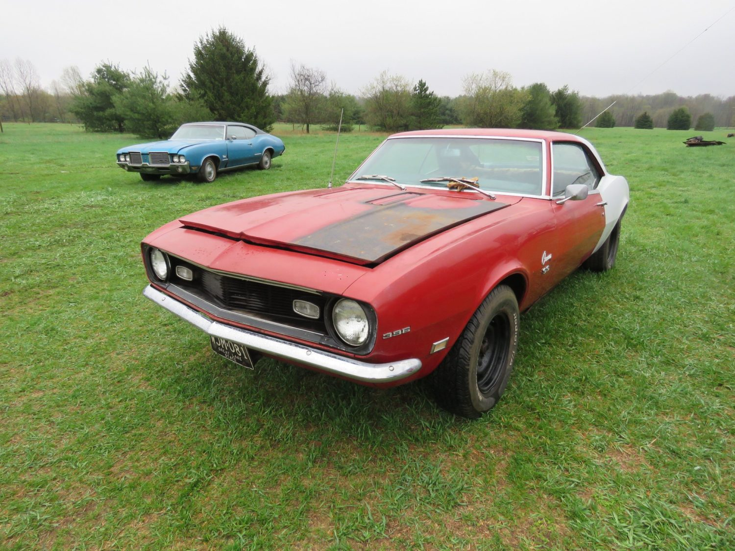 The Michigan Muscle Car & Parts Collection –Tom Brown Collection - image 8