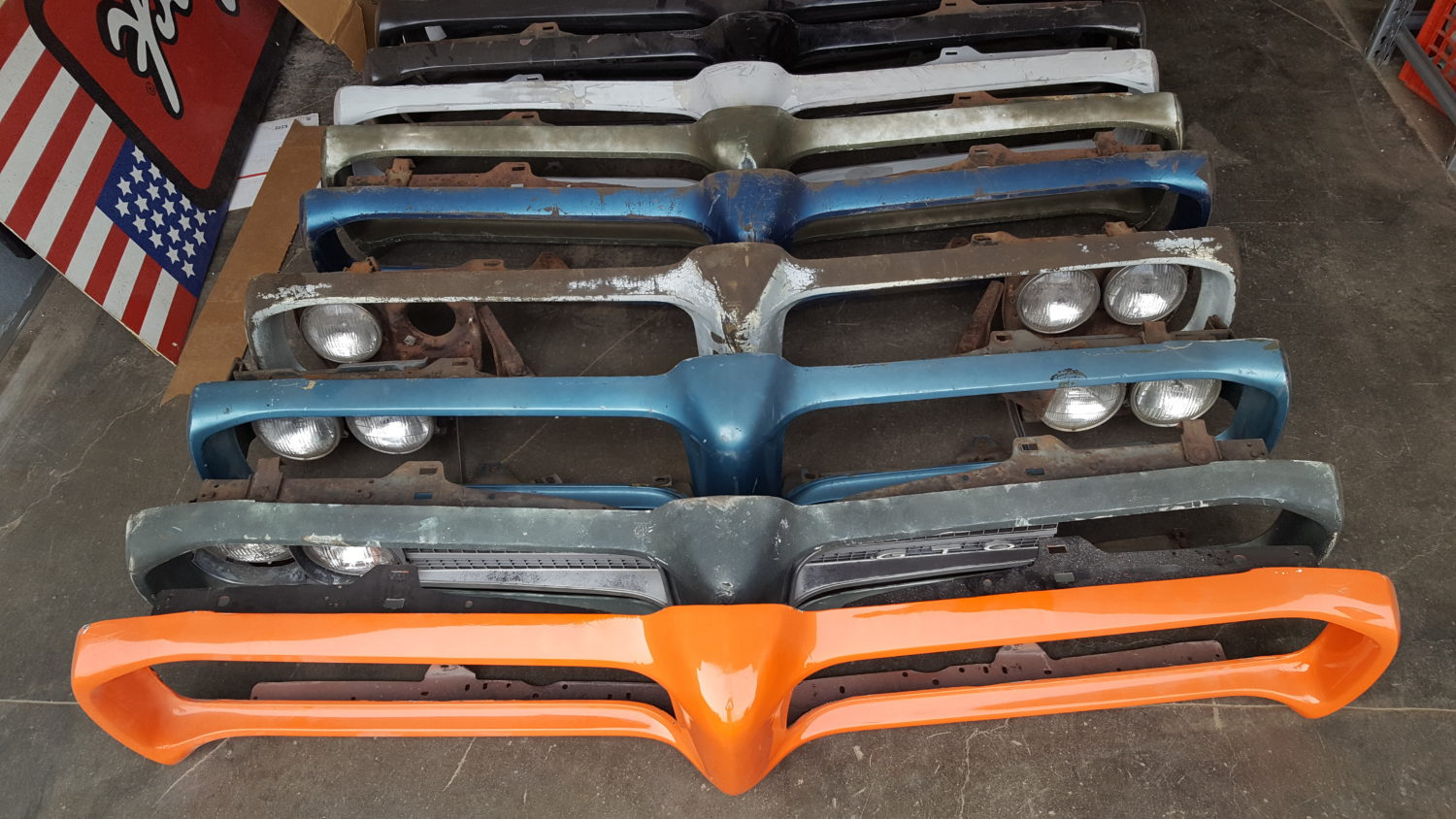 HUGE PONTIAC GTO CARS AND PARTS AUCTION! - image 1