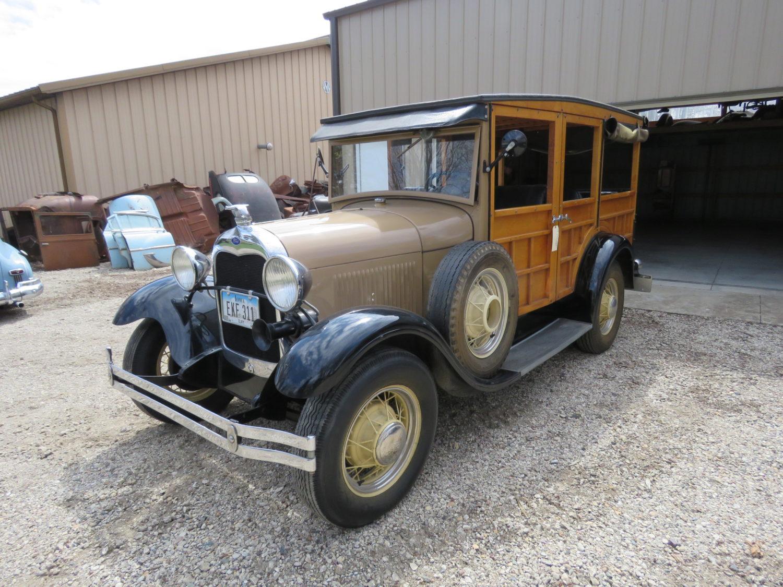 Vintage Hotrods, Ford Parts, Memorabilia & More! The Jack Slaymaker Estate - image 16