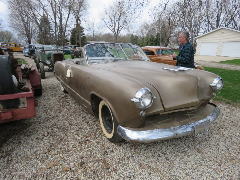 Vintage Hotrods, Ford Parts, Memorabilia & More! The Jack Slaymaker Estate - image 17