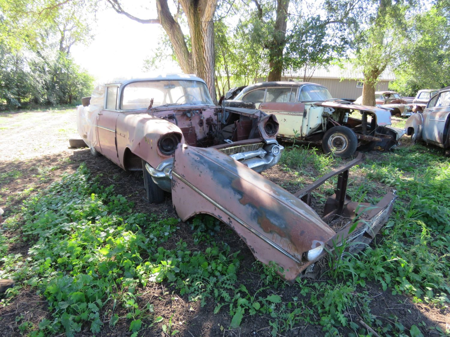 Collector Cars and Parts-Doug Wilson Collection - image 7