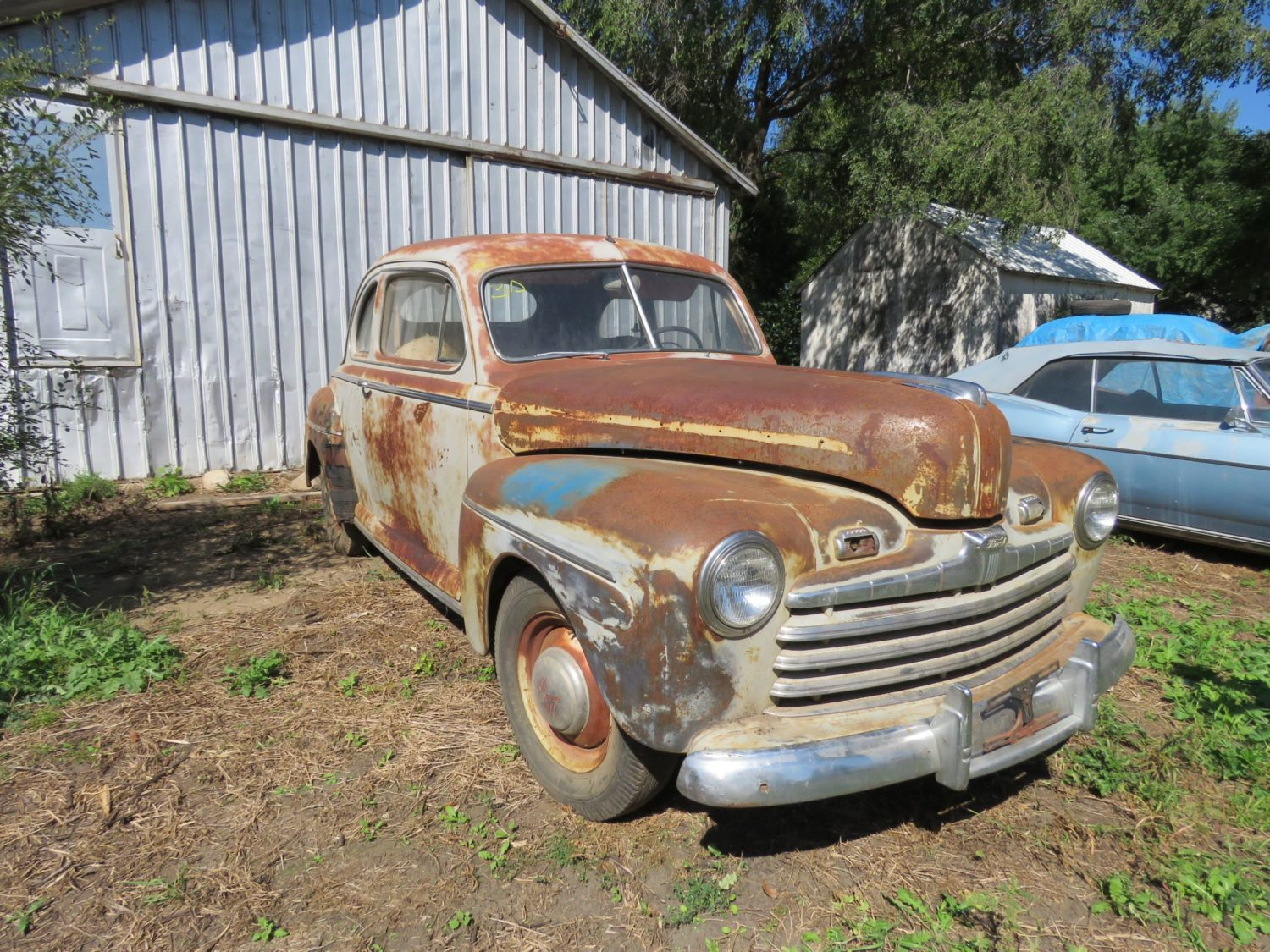 Collector Cars and Parts-Doug Wilson Collection - image 3