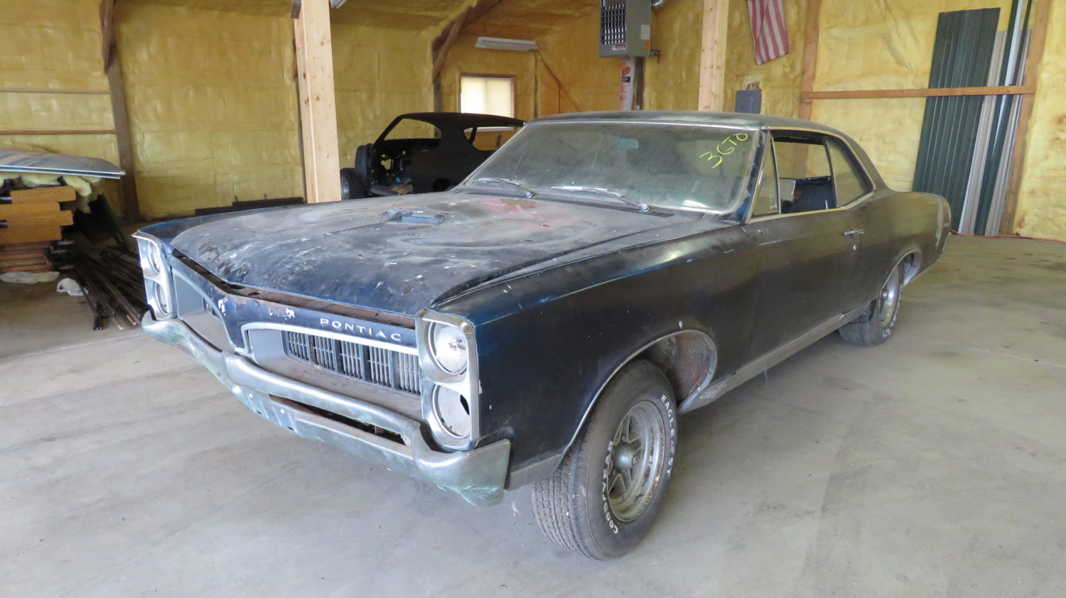 HUGE PONTIAC GTO CARS AND PARTS AUCTION! - image 4