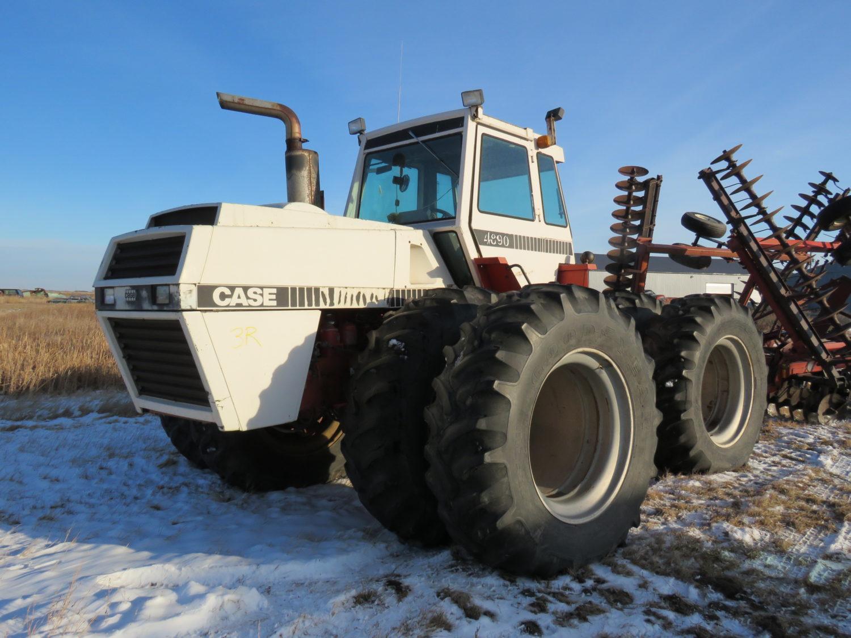 The Alan Rietz Estate Farm Equipment Auction - image 3