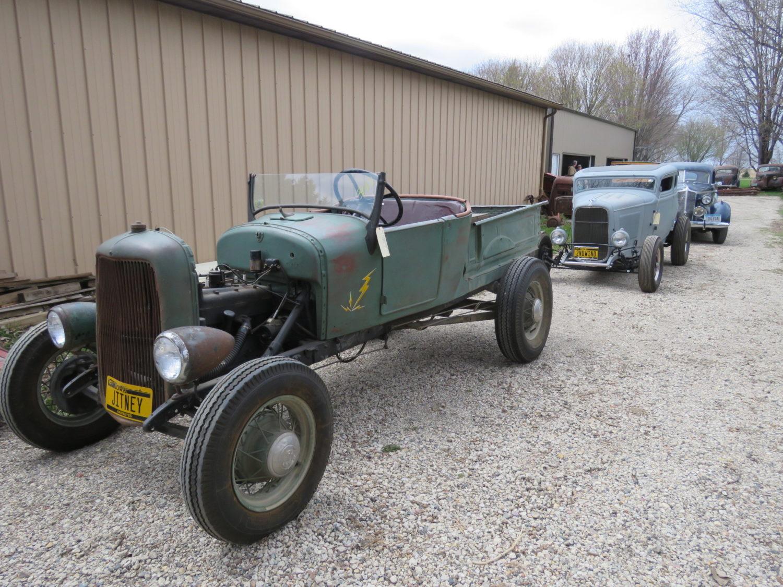 Vintage Hotrods, Ford Parts, Memorabilia & More! The Jack Slaymaker Estate - image 18