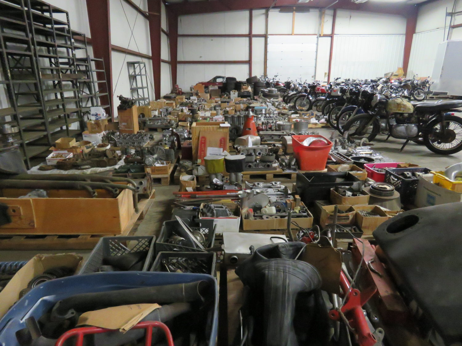 Amazing Vintage Motorcycles, Race Cars, Collector Cars & Parts! The JAB Collection - image 7