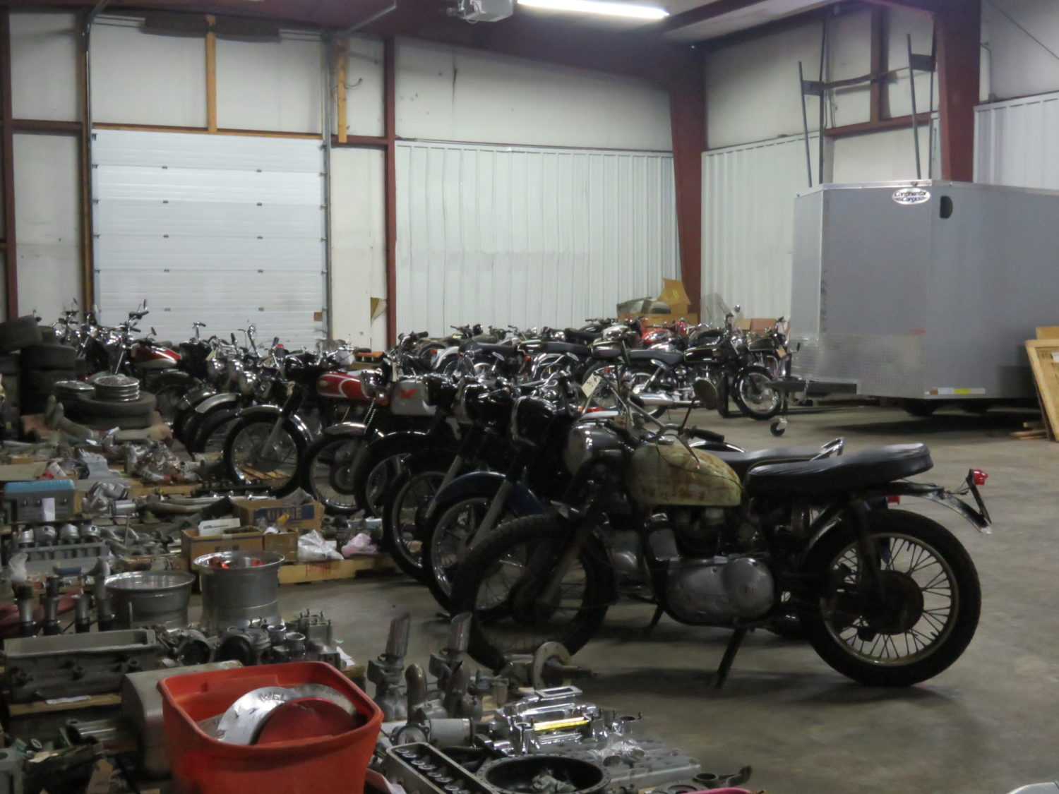 Amazing Vintage Motorcycles, Race Cars, Collector Cars & Parts! Watch for details! The JAB Collection - image 8