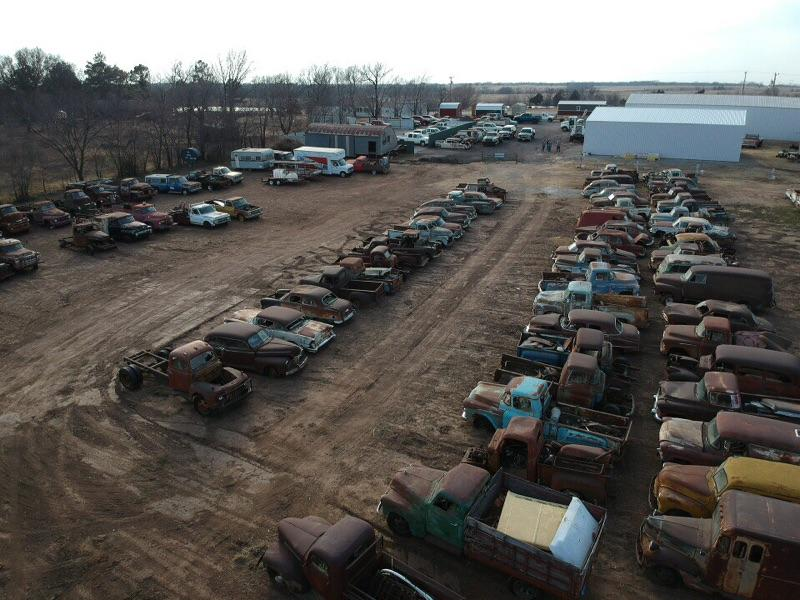 Approx. 200 Collector Vehicles...The Houston Collection - image 1