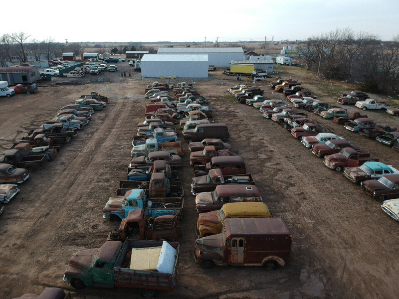 Approx. 200 Collector Vehicles...The Houston Collection - image 2