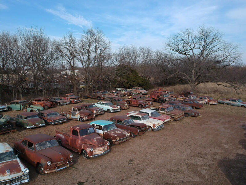 Approx. 200 Collector Vehicles...The Houston Collection - image 3