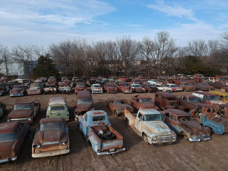 Approx. 200 Collector Vehicles...The Houston Collection - image 4