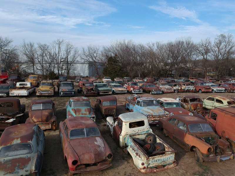 Approx. 200 Collector Vehicles...The Houston Collection - image 5