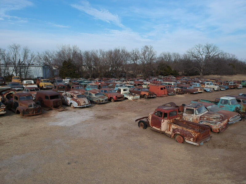 Approx. 200 Collector Vehicles...The Houston Collection - image 6