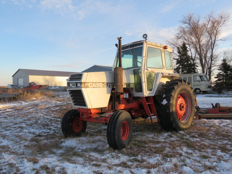 The Alan Rietz Estate Farm Equipment Auction - image 4
