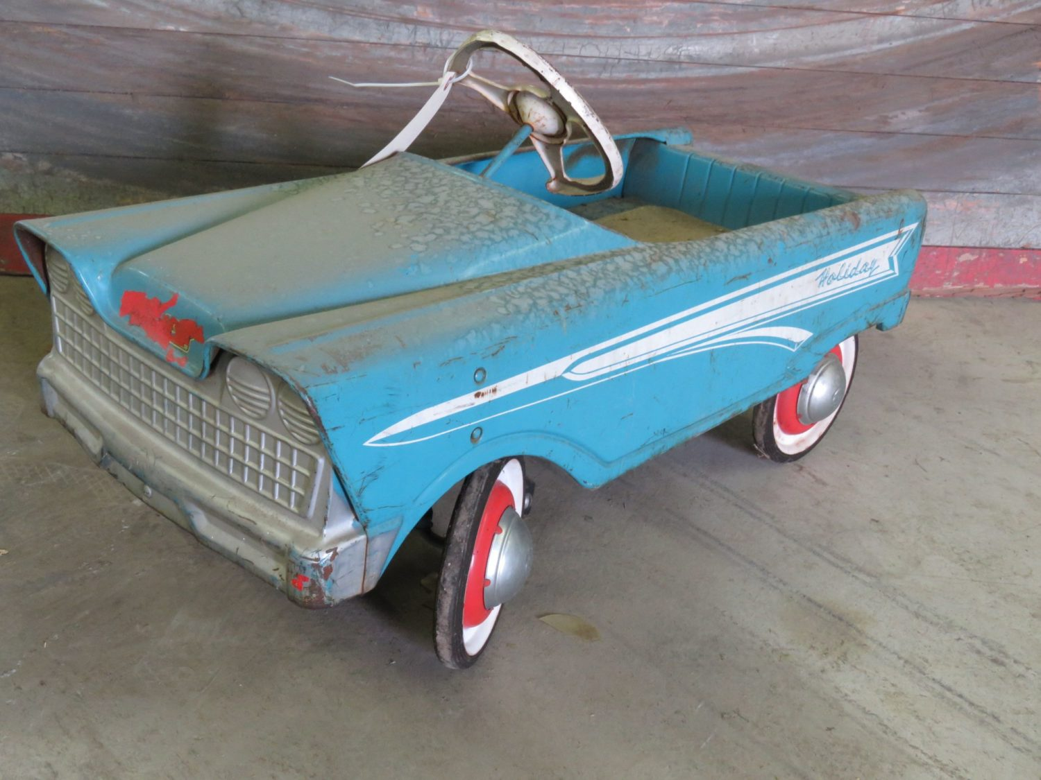 Collector Vehicles, Parts, Vintage Toys and Pedal Cars & More.. The Doan Collection  - image 11