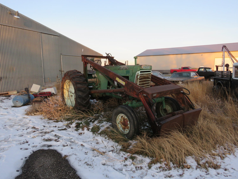 The Alan Rietz Estate Farm Equipment Auction - image 5