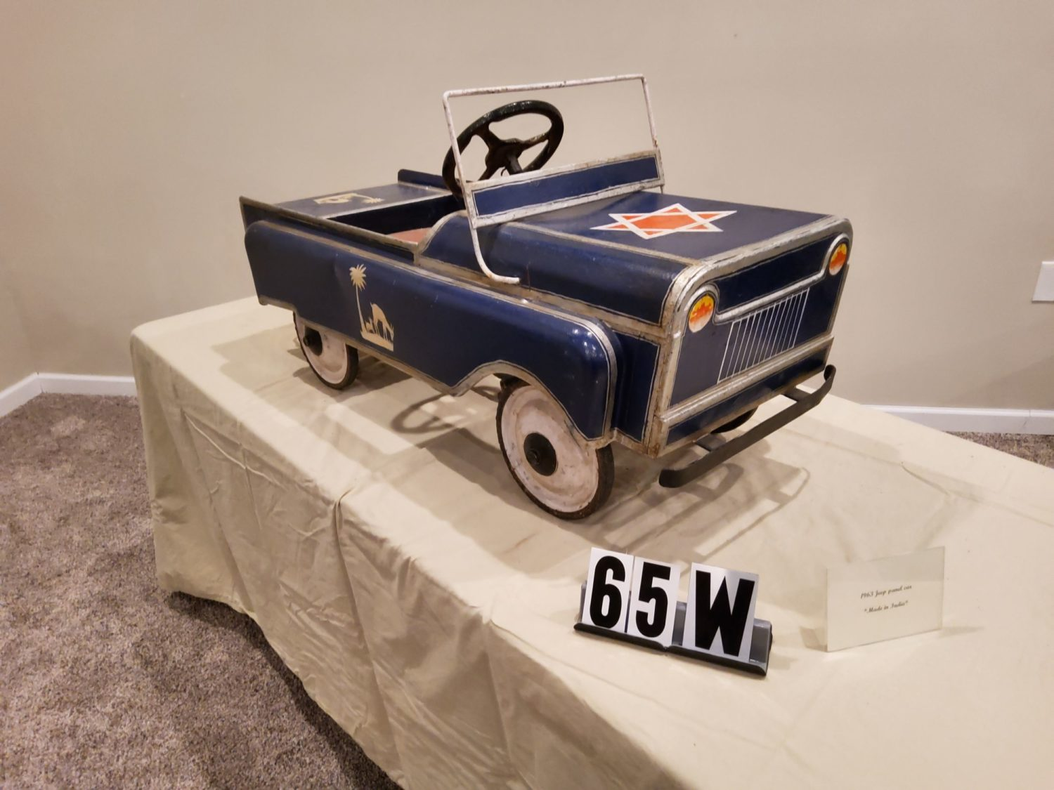 ONLINE ONLY- The Fabulous & Rare Nebraska Pedal Car Collection  - image 11