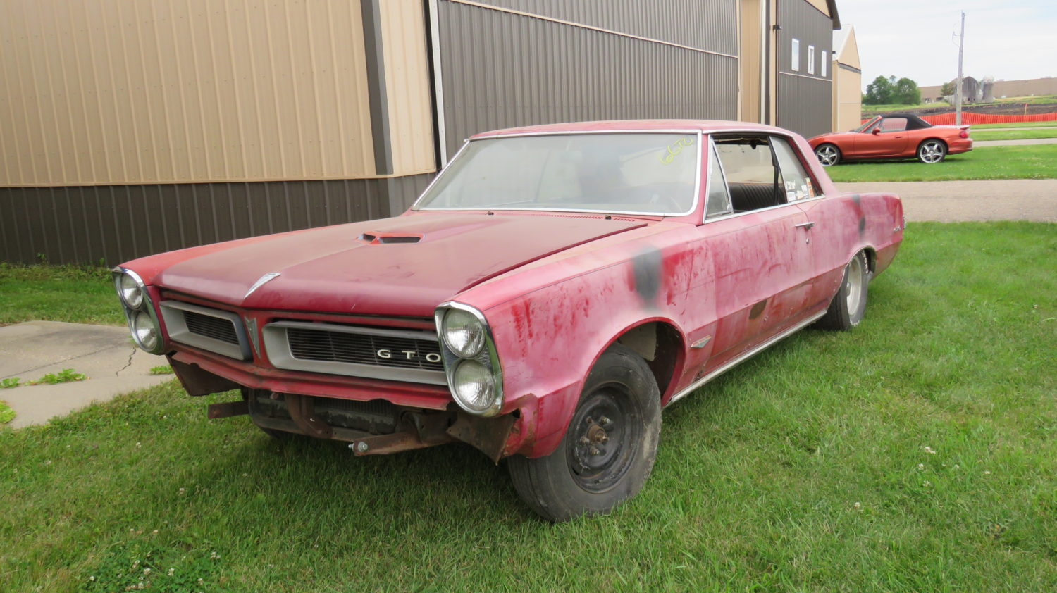 HUGE PONTIAC GTO CARS AND PARTS AUCTION! - image 5