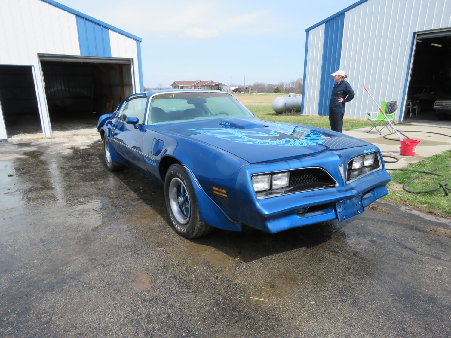 Amazing Trans Am & Pontiac Cars and Parts Hoard! The Kansas Collection - image 8