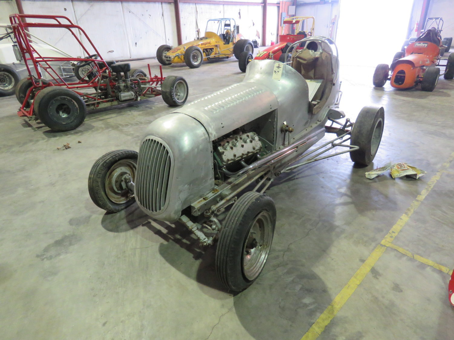 Amazing Vintage Motorcycles, Race Cars, Collector Cars & Parts! The JAB Collection - image 3