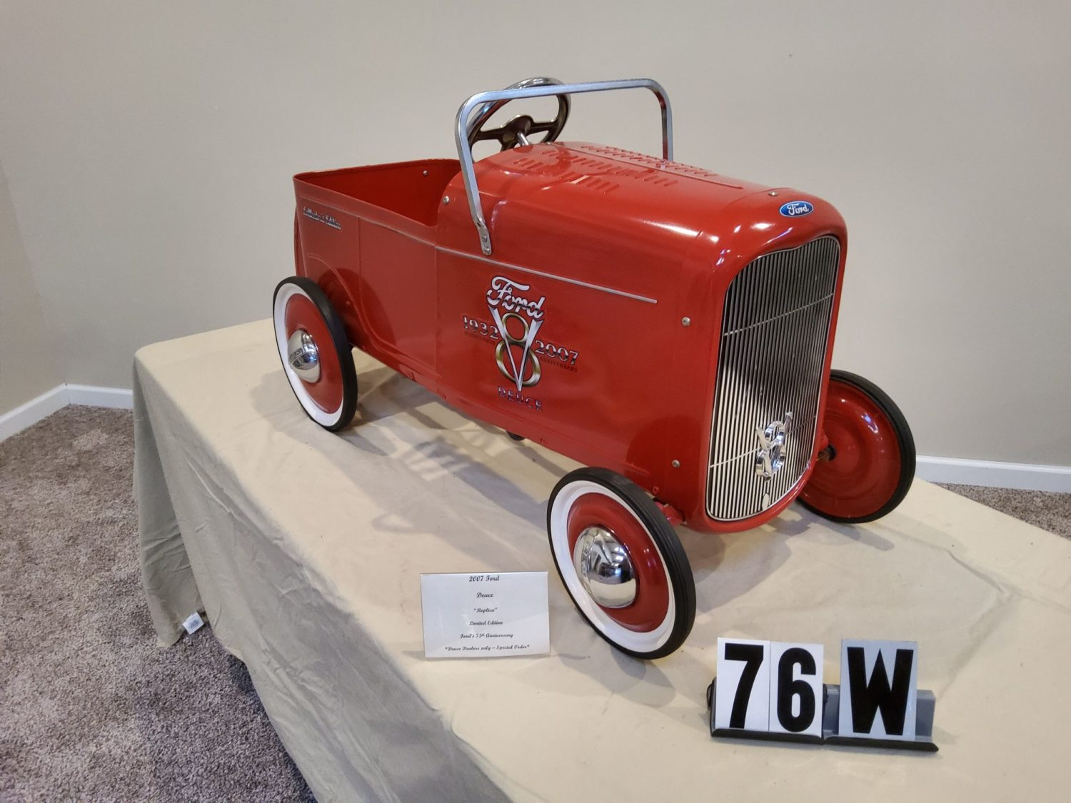 ONLINE ONLY- The Fabulous & Rare Nebraska Pedal Car Collection  - image 13