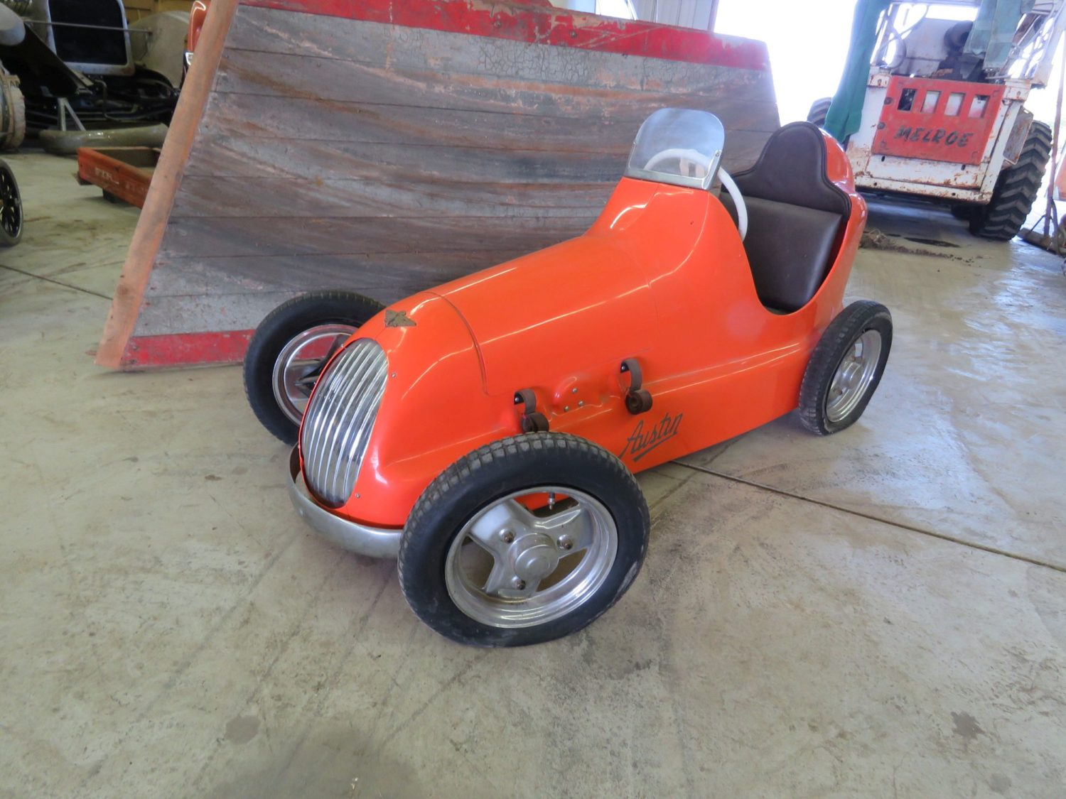 Collector Vehicles, Parts, Vintage Toys and Pedal Cars & More.. The Doan Collection  - image 13