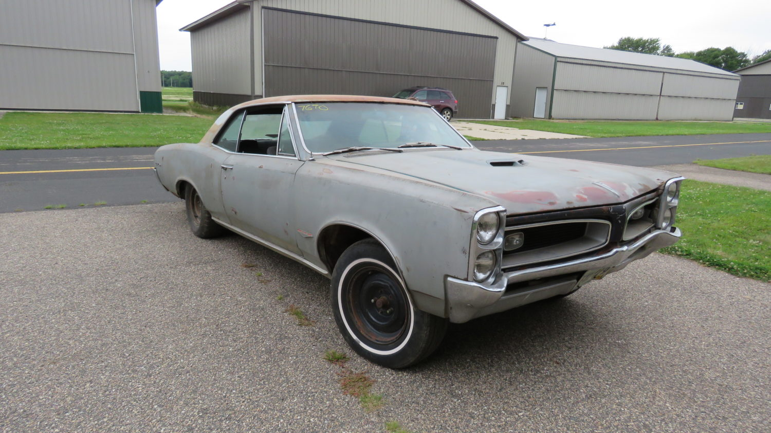 HUGE PONTIAC GTO CARS AND PARTS AUCTION! - image 6