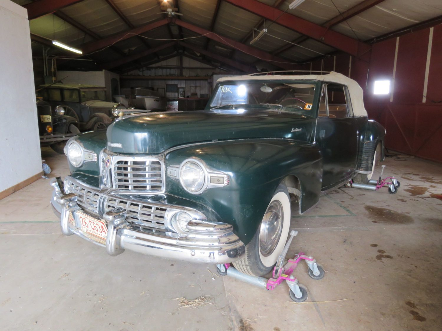 ONLINE ONLY-THE GASKILL COLLECTOR VEHICLES & MORE AUCTION - image 1