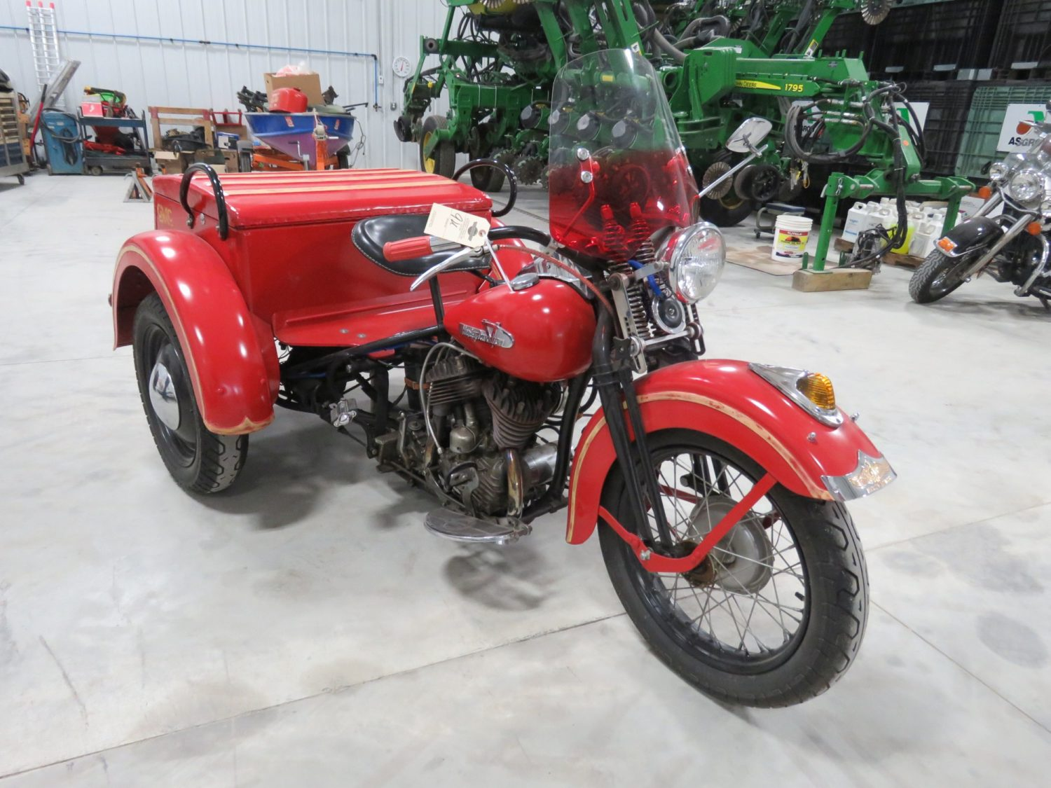 Vintage Motorcycles, & More! Kim Ferry Collection featured at Baxter Cycle Open House & Auction - image 1