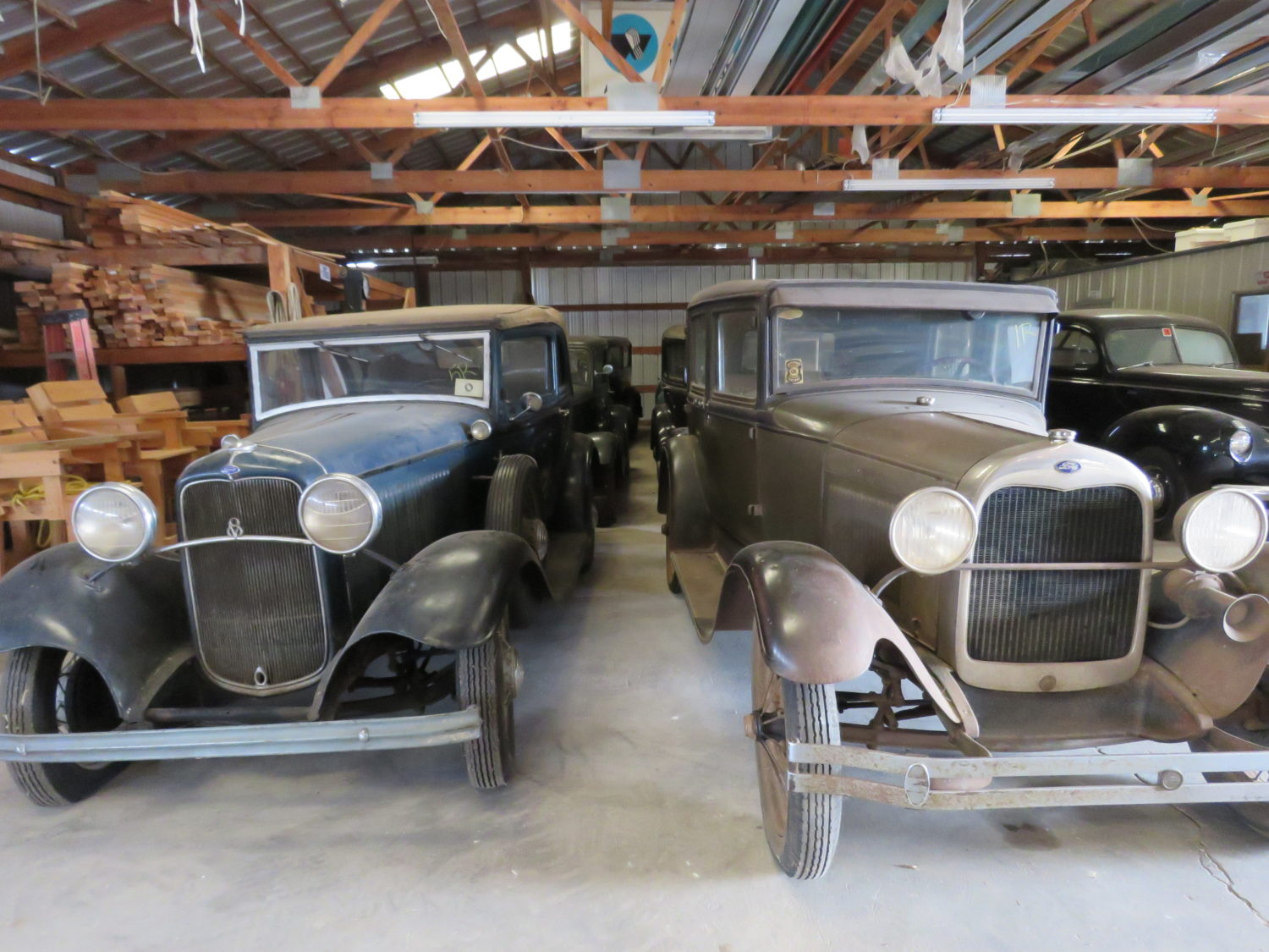The Amazing Bob Regehr Collection! 140 plus Vehicles! 20-1932 Fords, Corvettes, Camaros & More!  - image 5