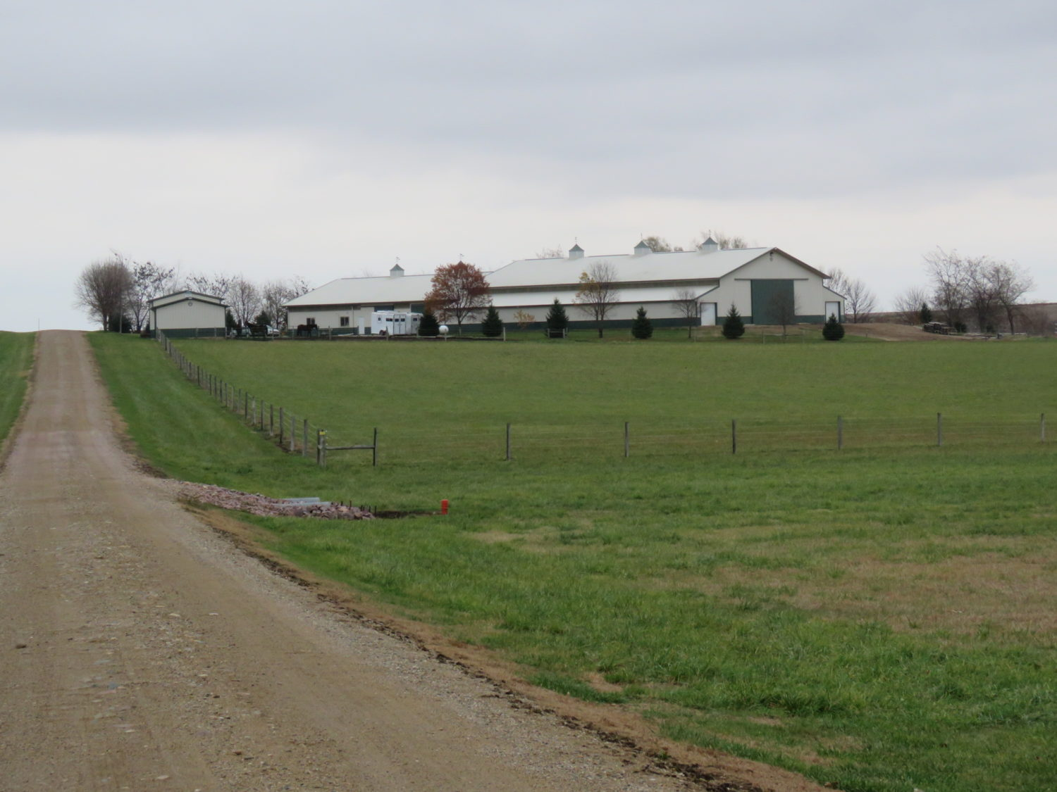 Amazing Real Estate Opportunity-Approx. 73 Acres at Auction- The Valley Springs Farm - image 1