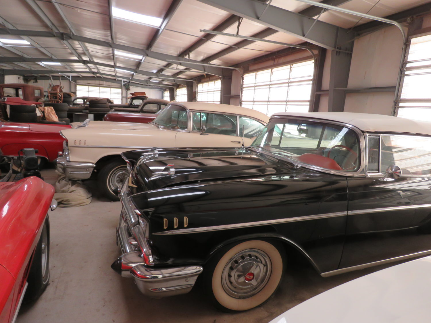 The Amazing Bob Regehr Collection! 140 plus Vehicles! 20-1932 Fords, Corvettes, Camaros & More!  - image 12