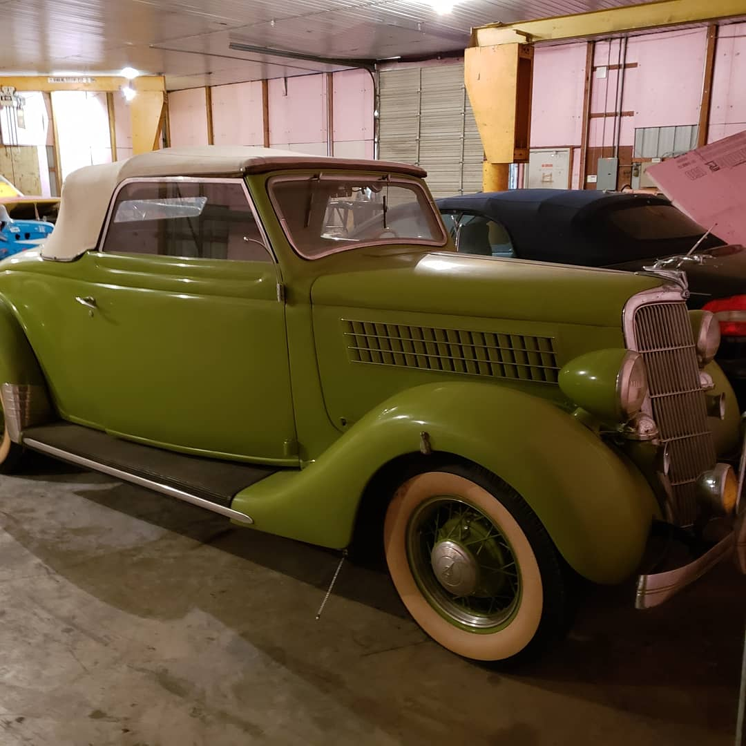 Amazing Vintage Motorcycles, Race Cars, Collector Cars & Parts! The JAB Collection - image 1