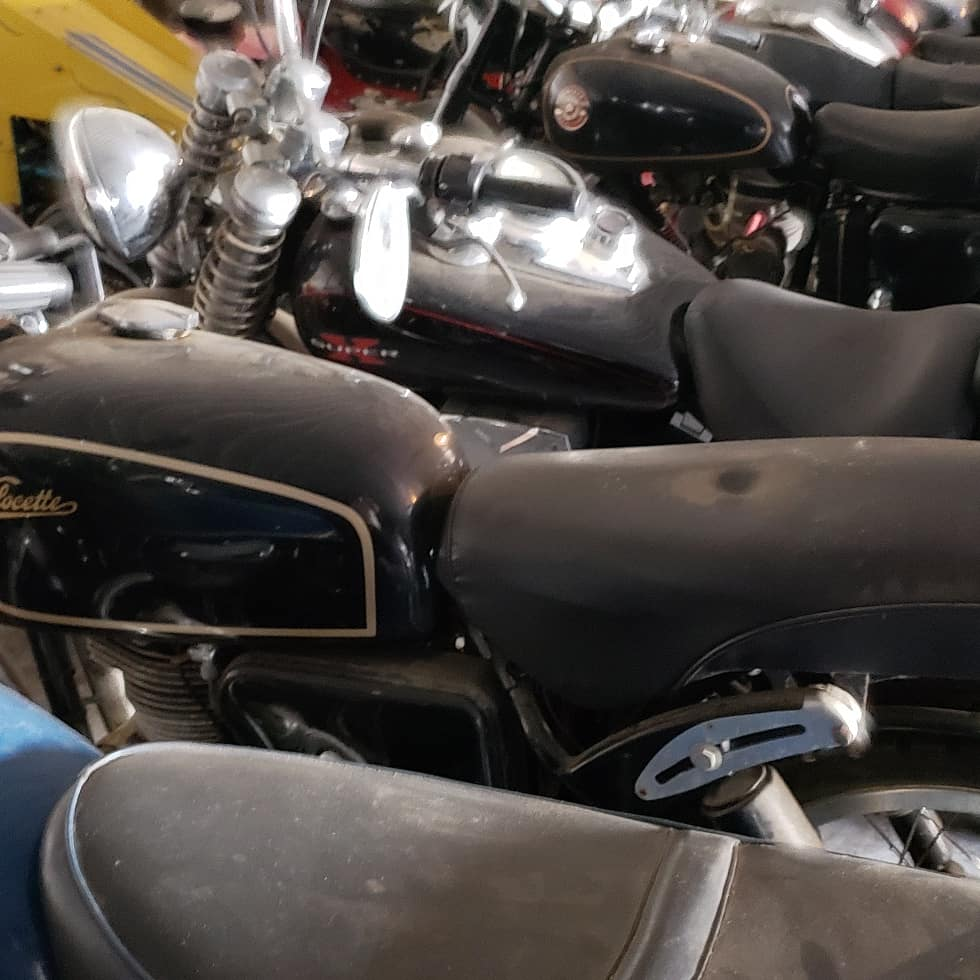 Amazing Vintage Motorcycles, Race Cars, Collector Cars & Parts! Watch for details! The JAB Collection - image 6