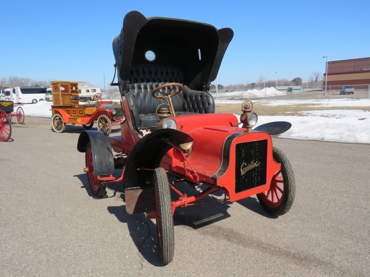 Day 1- The Roger ( Bill)  Dickenson Estate-Collector Cars, Parts, and More!  - image 8
